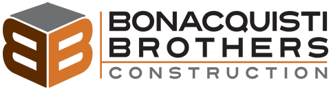 Bonacquisti Brothers Construction Logo